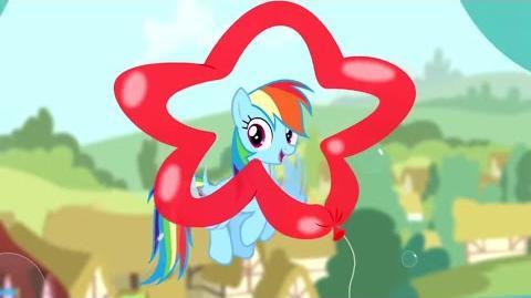 Spanish My Little Pony The Goof Off HD