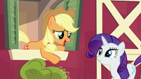 """Applejack """"why don't you go on ahead"""" S6E10"""