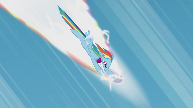 File:Rainbow Dash about to break sound barrier S5E25.png