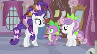 "Spike ""Just right"" S2E05"