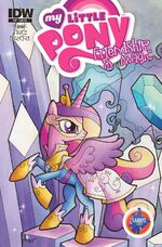 MLP FIM Comic Issue 17 Larrys A