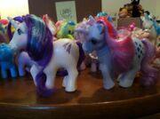 Lauren Faust G1 Glory Sparkler toys