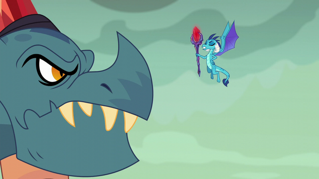 File:Princess Ember lectures her father S6E5.png