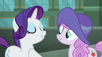 "Rarity ""I can always make another"" S5E16"