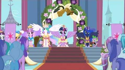 My Little Pony A Amizade é Mágica - Canção - A Princesa Twilight Sparkle chegou