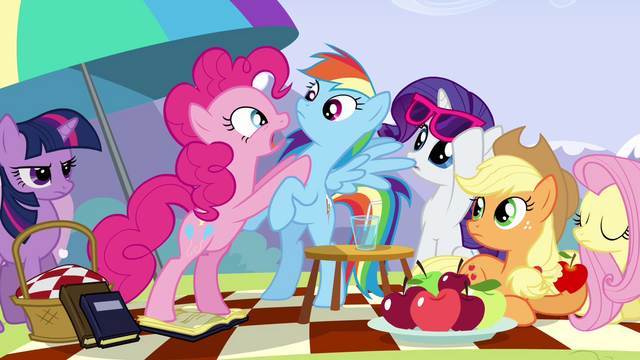 File:Pinkie Pie 'If you get in' S3E7.png