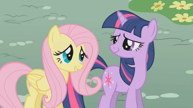 "File:Twilight ""my good friend Fluttershy"" S01E07.png"