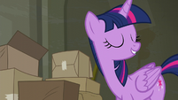 "Twilight ""wouldn't mind organizing"" S6E9"