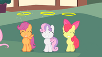 Cutie Mark Crusaders angels 2 S1E17