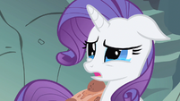 Rarity tear eyed S1E19