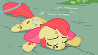 Tired Apple Bloom S2E6