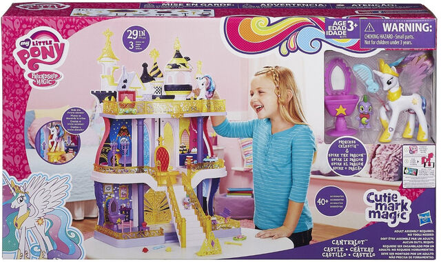 File:My Little Pony Canterlot Castle Playset packaging.jpg