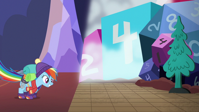 File:Rainbow Dash jumping into the game world S6E17.png