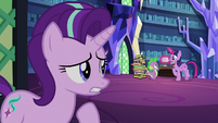 Starlight starting to look uncertain S6E21
