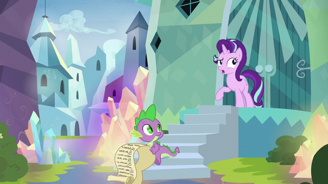 "File:Starlight ""pretty sure we can skip that"" S6E1.png"