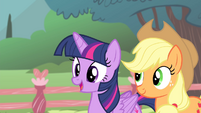 Twilight 'I've never heard you sing' S4E14