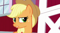 """Applejack """"it just ain't right!"""" S5E24"""