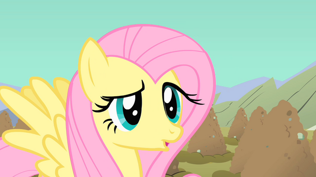 File:Fluttershy has a questioning look S1E19.png