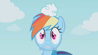 Rainbow Dash frown S01E05