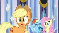 Rainbow Dash facehoof S03E12
