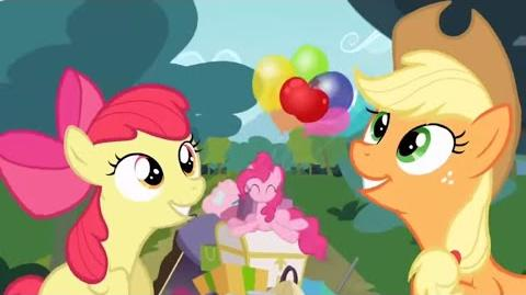 Brazilian Portuguese My Little Pony Apples To The Core HD