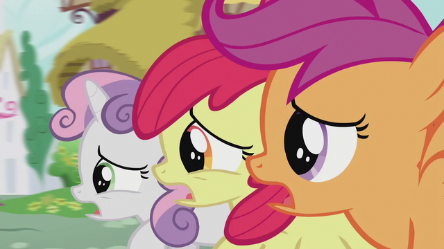 "File:CMC singing ""you're better than this hostility"" S5E18.png"