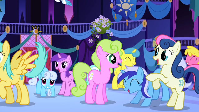 File:Ponies anticipating Celestia's appearance half 2 S1E01.png