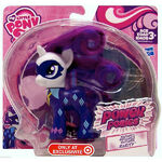 Power Ponies Rarity doll packaging