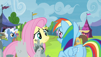 "Rainbow Dash ""didn't tell us what kind he wanted"" S4E22"