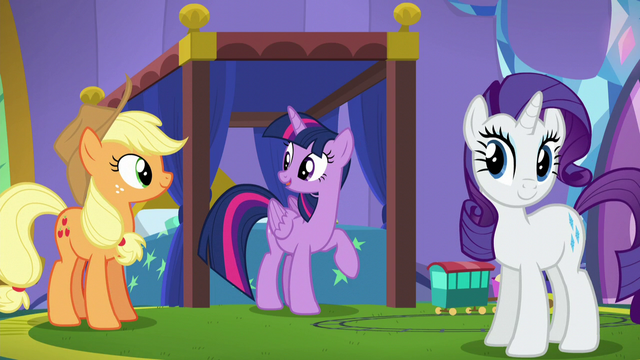 "File:Twilight ""it's been hard to keep it to myself!"" S5E19.png"