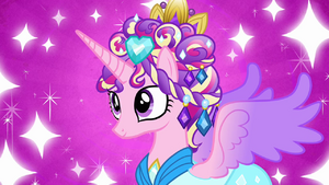 Cadance's new look S3E12