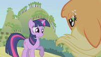 "Twilight ""not to upset your apple cart"" S1E04"