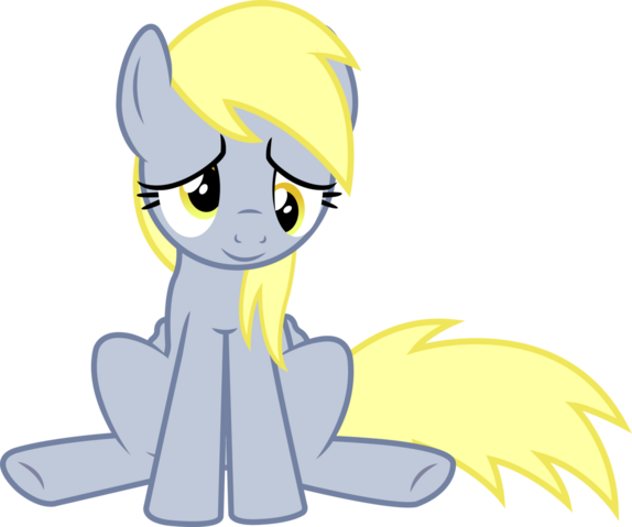 File:FANMADE Bittersweet Derpy Hooves vector.png
