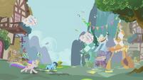Ponyville in Panic S1E10