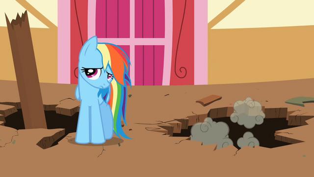 File:Rainbow Dash cringe S02E14.png