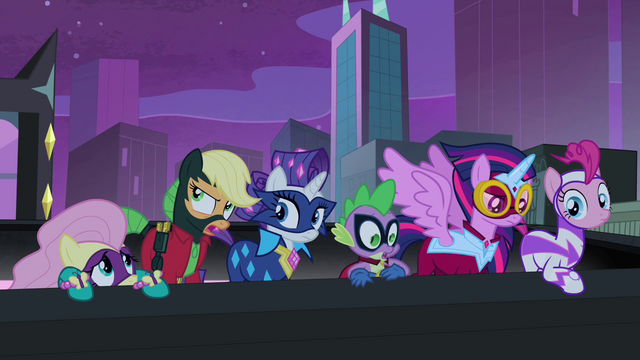 """File:Applejack """"did she just call us..."""" S4E06.png"""