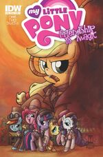 Comic issue 26 cover B