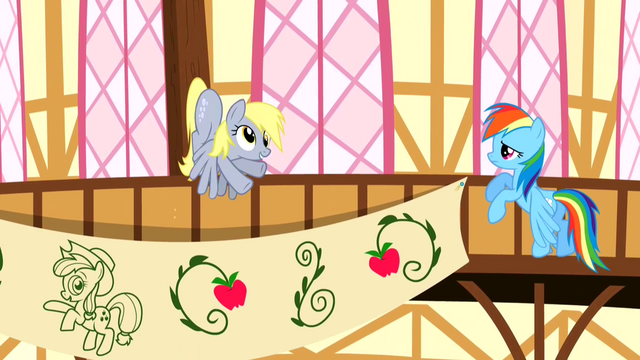 File:Derpy Hooves Flying 2 S2E14.png