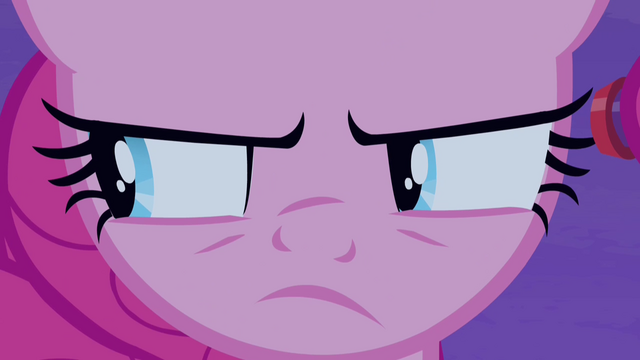 File:Pinkie Pie with narrowed eyes S4E07.png