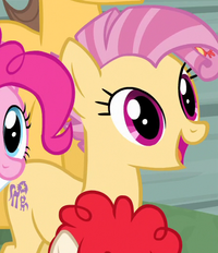 Candy Mane with Cutie Mark