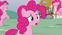 Pinkie Pie 'which one of us is the real Pinkie Pie' S3E03