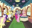 Pinkie und Twilight ermitteln