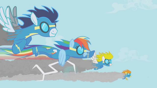 File:Rainbow Dash as a Wonderbolt S1E03.png