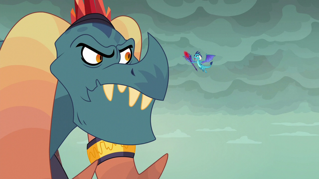 File:Torch talking back to her father S6E5.png