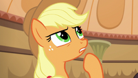 "Applejack ""the trapeze show and the animal act"" S6E20"