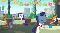 Maud Pie finishing her story S6E3