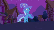 Trixie about to run off S03E05