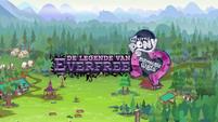 Legend of Everfree logo - Dutch