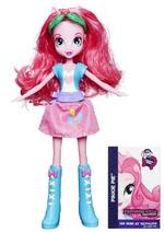 Pinkie Pie Equestria Girls show attire doll