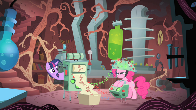 File:Twilight tries to measure Pinkie's predictions S1E15.png